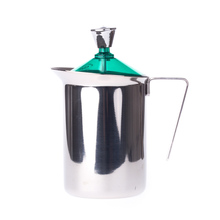 G.A.T. Fantasia Cappuccino - 600 ml Manual Milk Frother  - Green