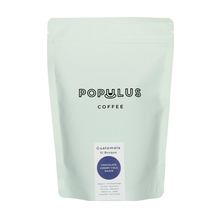 Populus Coffee - Guatemala El Bosque Omniroast