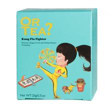 Or Tea? - Kung Flu Fighter - 10 Tea Bags