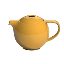 Loveramics Pro Tea - 600 ml teapot and infuser - Yellow