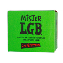 Caffenation - Mister LGB - 10 Capsules