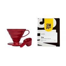 Set: Hario Dripper + SIMPLo Coffee