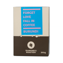 Diamonds Roastery - Burundi Gitwe lot 74 Filter