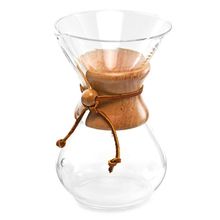 Classic Chemex Coffee Maker - 10 cups