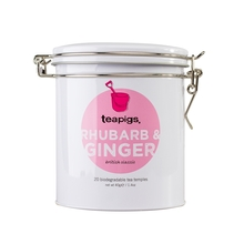teapigs Rhubarb & Ginger - 20 Tea Bags