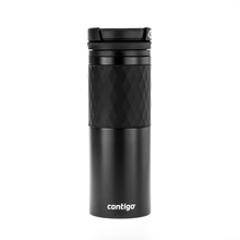 Contigo Glaze Matte Black - 470 ml Thermal Mug