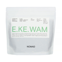 Nomad Coffee - Kenya Wamuguma Espresso