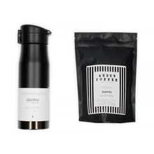 Set: Asobu Travel Bottle + Audun Ethiopia Shakiso Coffee