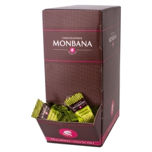 Monbana Almonds Coated With Chocolate