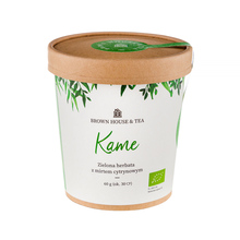 Brown House & Tea - Kame - Loose Tea 60g