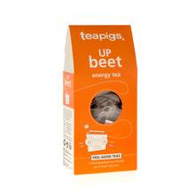 teapigs Up Beet - Energy Tea - 15 Tea Bags