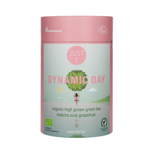 Just T - Dynamic Day - Loose Tea 125g