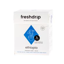 Freshdrip - No.4 Ethiopia Shikasso Farm Decaf - 7 Sachets