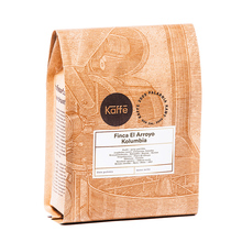 Kaffe 2009 - Colombia Finca El Arroyo