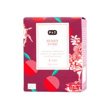 Paper & Tea - Berry Pomp - 15 Tea Bags