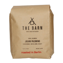 ESPRESSO OF THE MONTH: The Barn - Colombia Cauca Julian Palomino 1kg