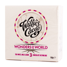 Willie's Cacao - Wonders of the World x 3 - 150g (outlet)