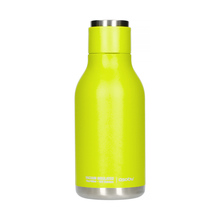 Asobu - Urban Water Bottle Lime - 460ml Travel Bottle