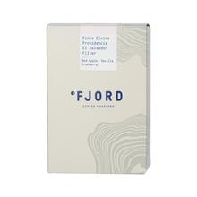 Fjord - El Salvador Divina Providencia Red Bourbon NATURAL Filter