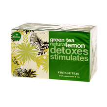 Vintage Teas Green Tea Lemon - 30 teabags