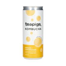 Teapigs Lemongrass and Ginger Kombucha 250ml