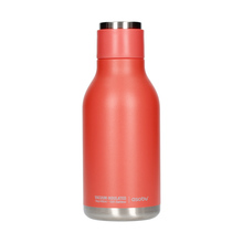 Asobu - Urban Water Bottle Peach - 460ml Travel Bottle