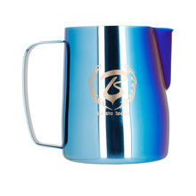Barista Space - 600 ml Blue / Rainbow Milk Jug
