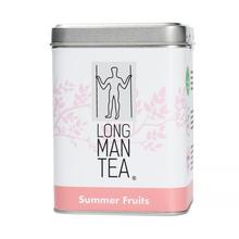 Long Man Tea - Fruits of the summer - Loose tea - 120g Caddy
