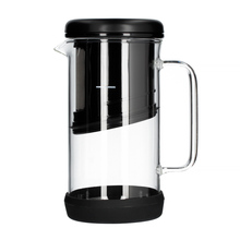 Barista & Co - OneBrew Coffee and Tea Infuser - Black