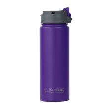 EcoVessel - Perk Purple Haze - 600 ml Travel Bottle