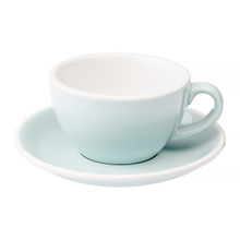 Loveramics Egg - Cappuccino 200 ml Cup and Saucer  - River Blue