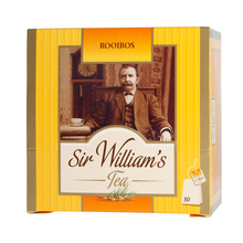 Sir William's - Rooibos - 50 Tea Bags