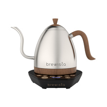 Brewista Artisan Variable Temperature Electric Kettle Stainless Steel 1l