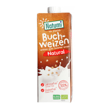 Natumi - Buckwheat Unsweetened Glutenfree Drink 1L