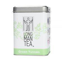 Long Man Tea - Green Yunnan - Loose tea - 120g Caddy