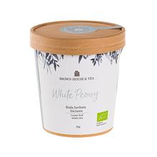 Brown House & Tea - White Peony - Loose Tea 30g