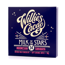 Willie's Cacao - Milk of the Stars Indonesian Surabaya 50g