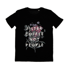 Department of Brewology - Filter Coffee Not People T-Shirt - Unisex L