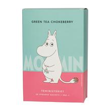 Teministeriet - Moomin Green Tea Chokeberry - 20 Tea Bags