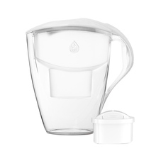 Dafi - Astra 3l Water Pitcher + 1 Unimax Filter - White