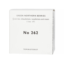 Teministeriet - 262 Green Northern Berries - Loose Tea 100g - Refill