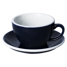 Loveramics Egg - Cappuccino 250 ml Cup and Saucer  - Denim
