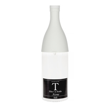 Hario Aisne Cold Brew Tea Filter-In Bottle - Gray
