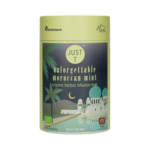 Just T - Unforgettable Moroccan Mint - Loose Tea 80g