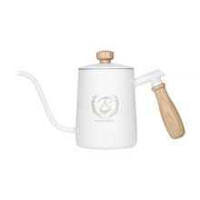 Barista Space - White Kettle 600 ml