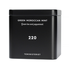 Teministeriet - 220 Green Moroccan Mint - Loose Tea 100g