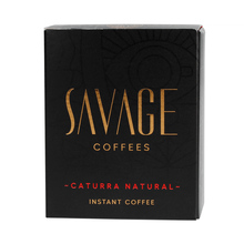 Savage Coffees - Caturra Natural Instant - 7 Sachets
