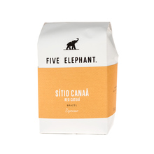 Five Elephant - Brazil Sitio Canaa Espresso (outlet)