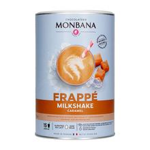 Monbana - Caramel Frappe Milkshake 1kg (outlet)