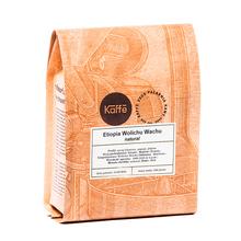 Kaffe 2009 - Ethiopia Wolichu Wachu Natural